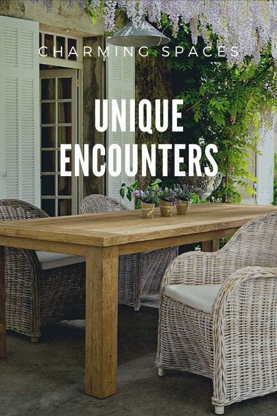 garden furniture benissa