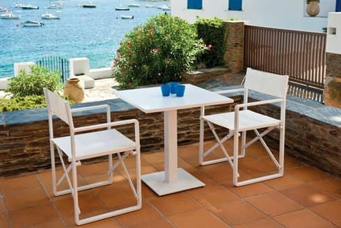 Aluminum Outdoor Furniture Set
